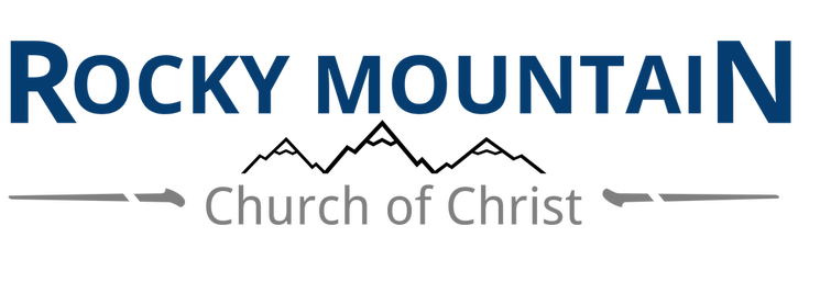 ROCKY MOUNTAIN CHURCH OF CHRIST